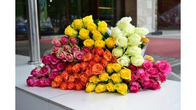 Кенийские розы