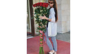 Розы-Гиганты (140см)