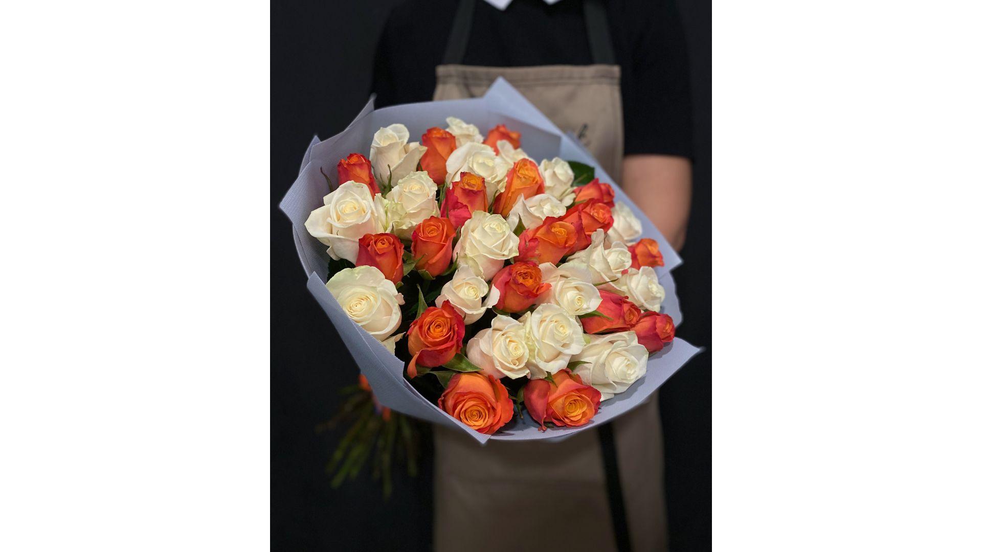 35 роз, Голладния