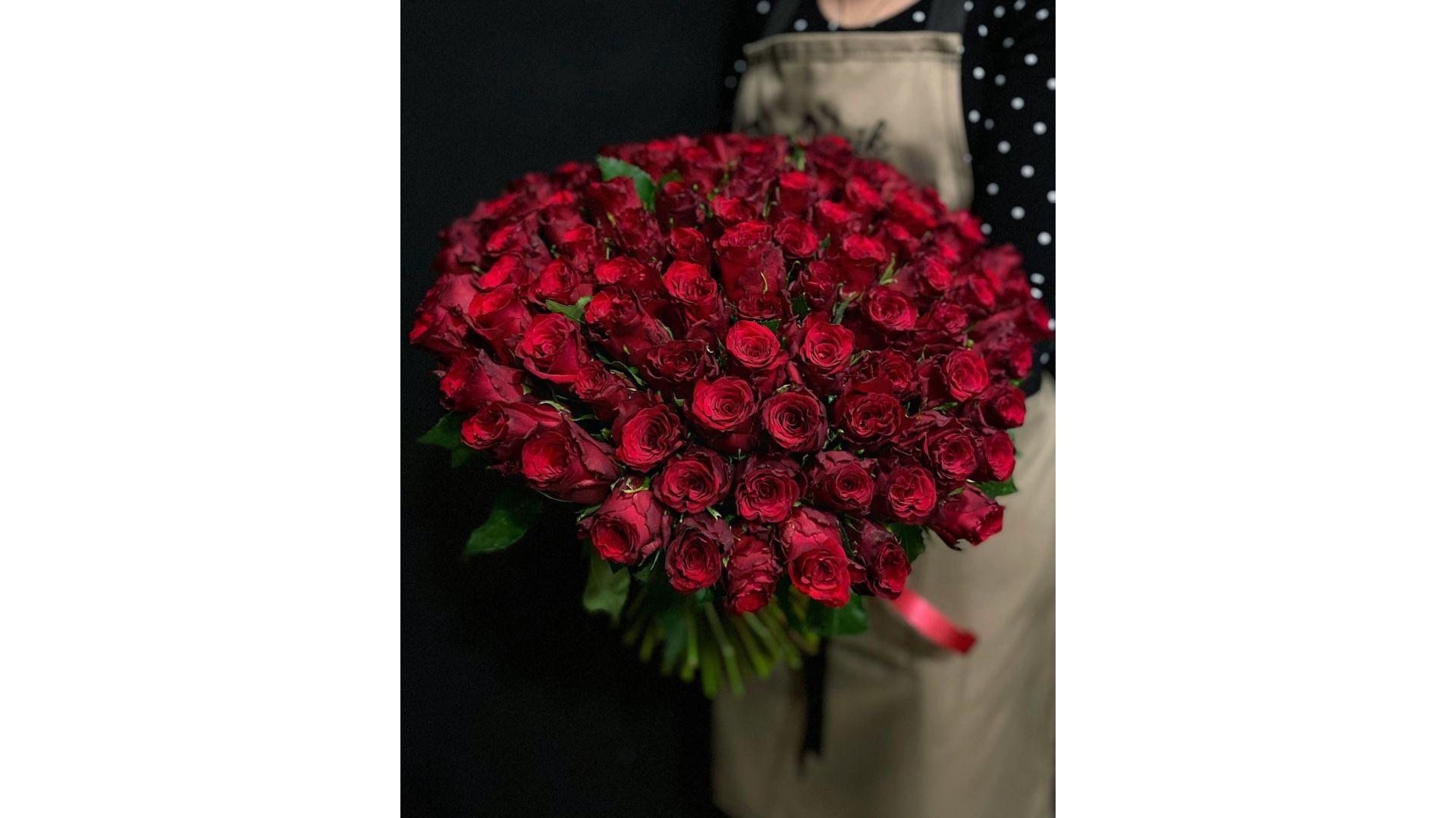101 роза, Кения