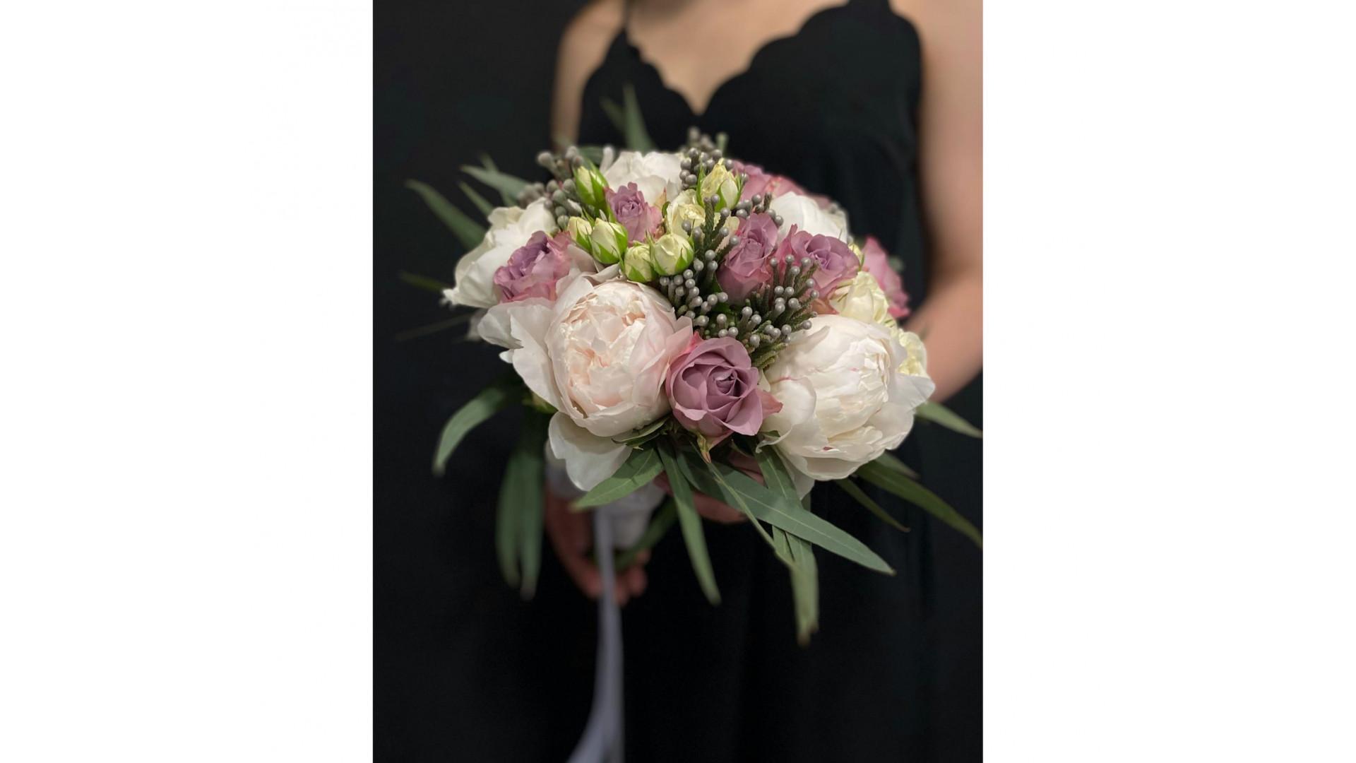 Свадебный букет #003