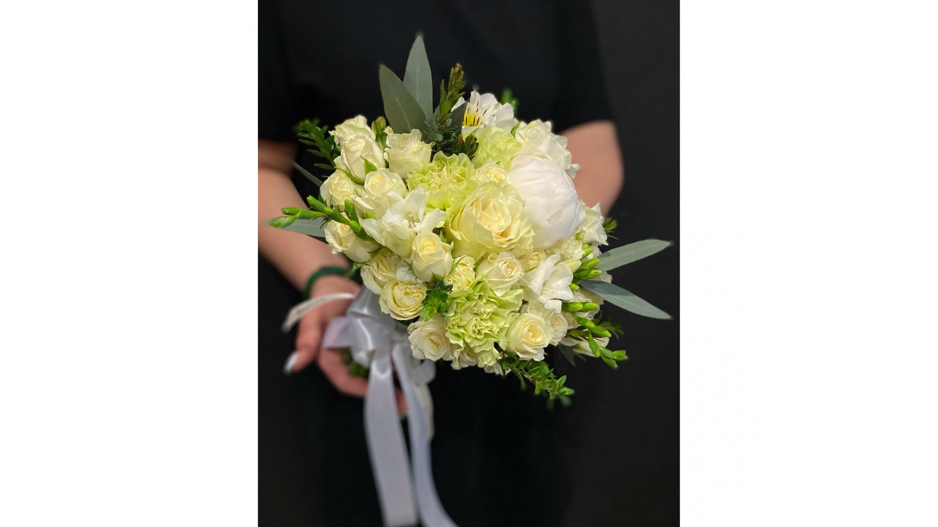 Свадебный букет #004