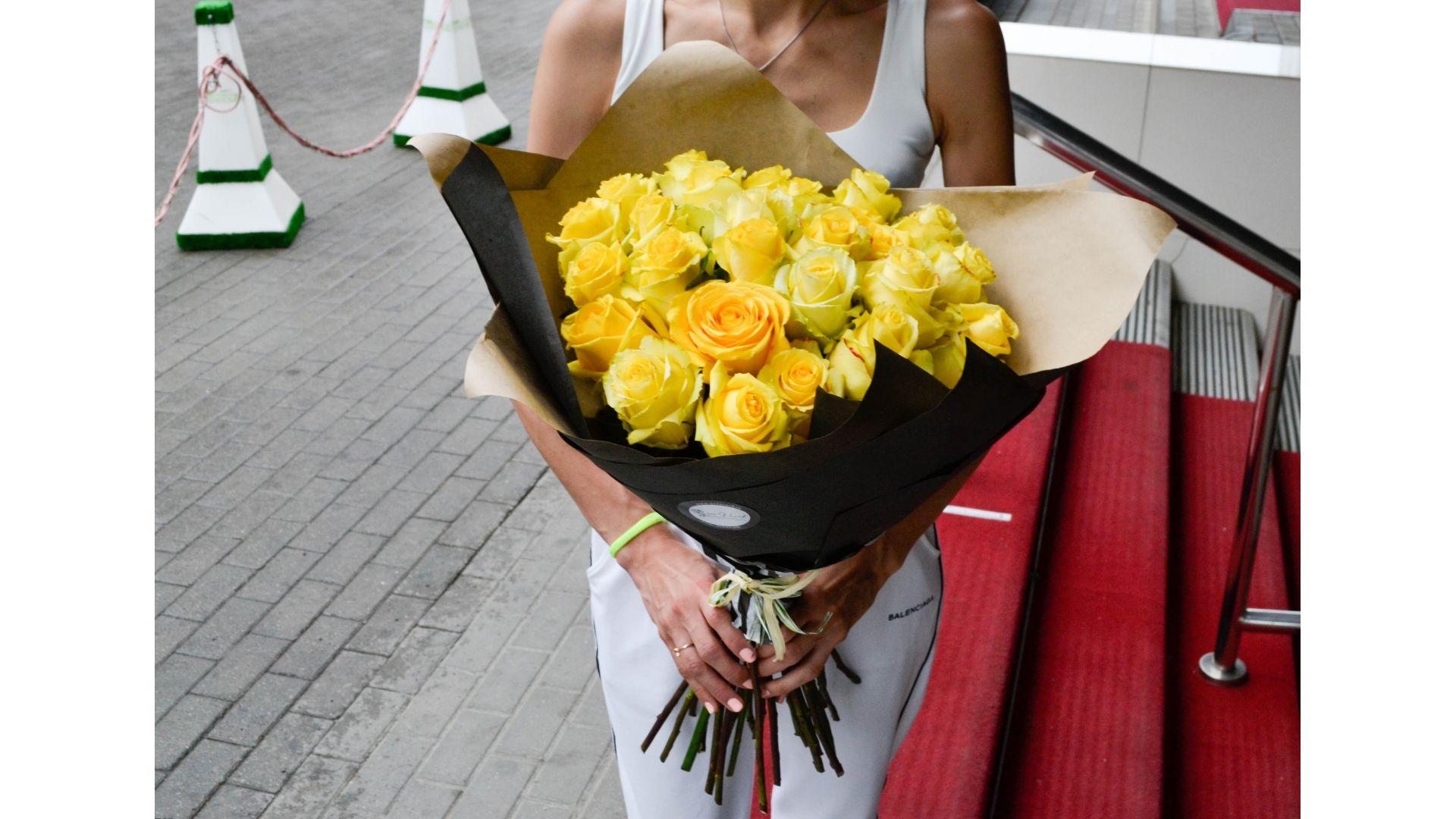 21 роза, Голландия