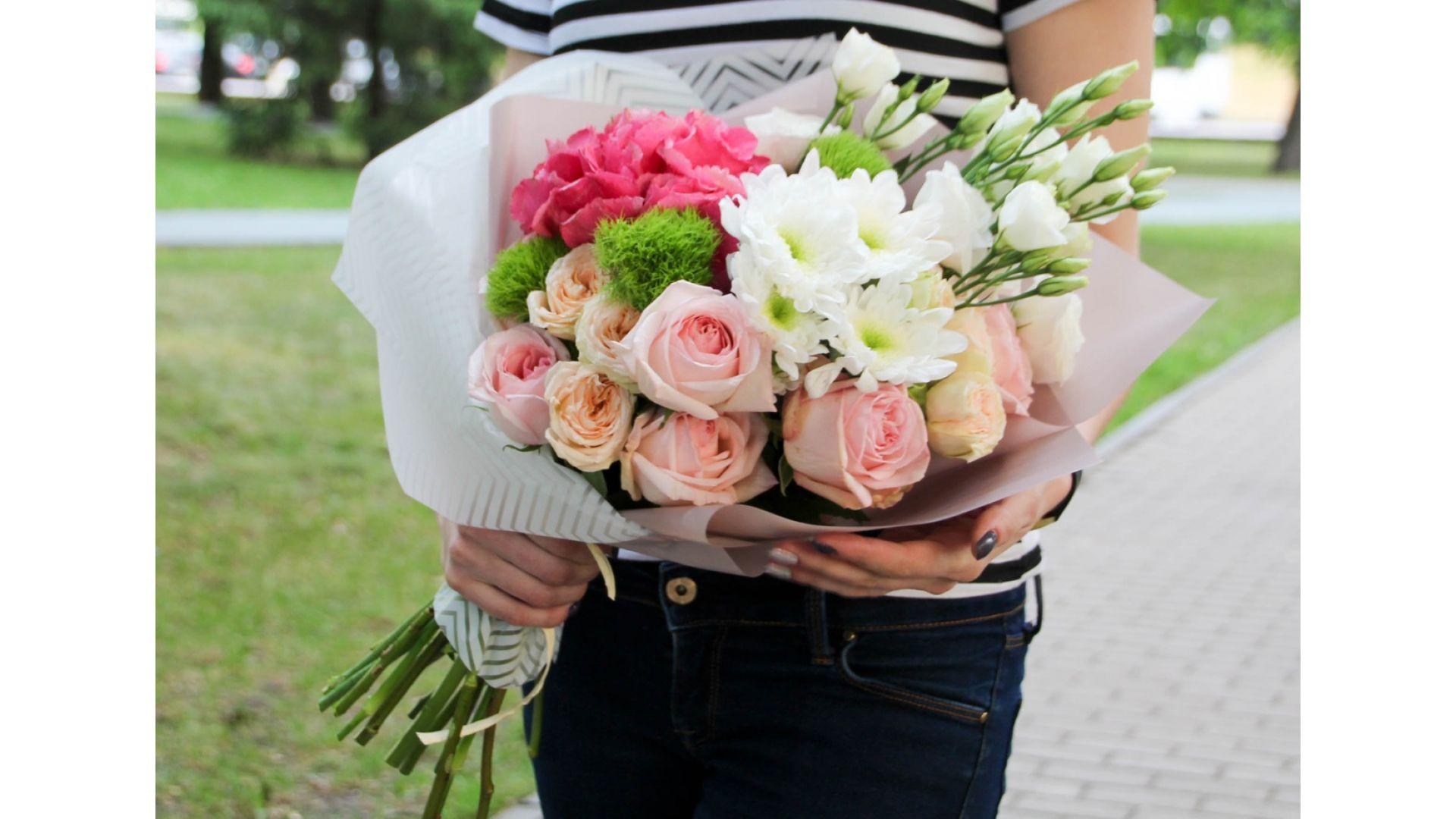Букет цветов #3
