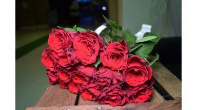 Букет из кенийских роз #1