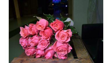 Букет из кенийских роз #2