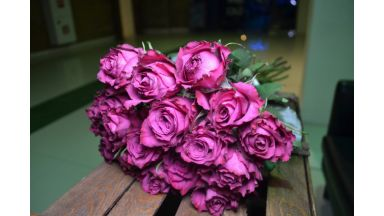 Букет из кенийских роз #5