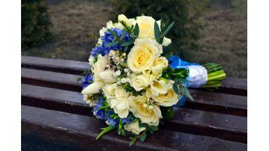 Свадбеный букет #19