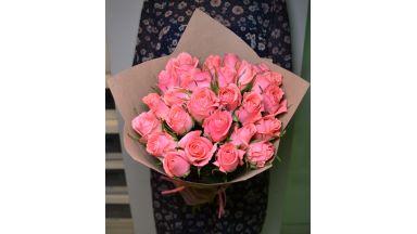Букет из кенийских роз #6